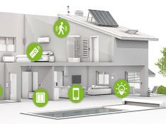 Smart Home mit LOXONE