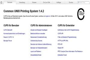 NSLU2 als Printserver