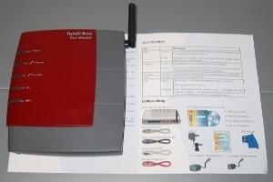 FRITZ!Box per Telefon konfigurieren