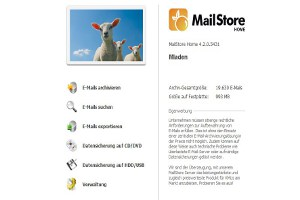 MailStore archiviert eMails