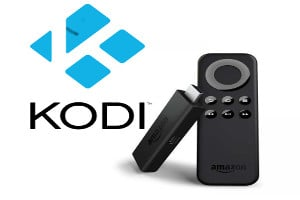 Amazon TV Stick mit Kodi
