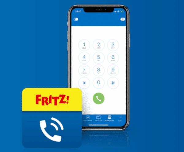 Fritzfon App