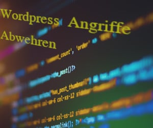 WordPress Angriffe abwehren