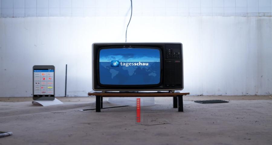 Fritzbox TV auf Fernseher
