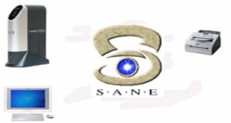NSLU2 Scan Server