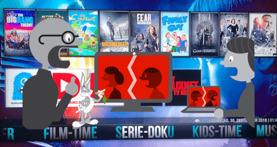 Fire TV Streaming mit Polipo