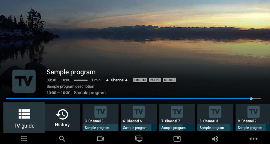 TiviMate Fire TV Kombination