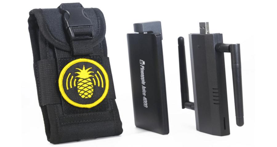 Hacker Tools - WiFi Pineapple nano
