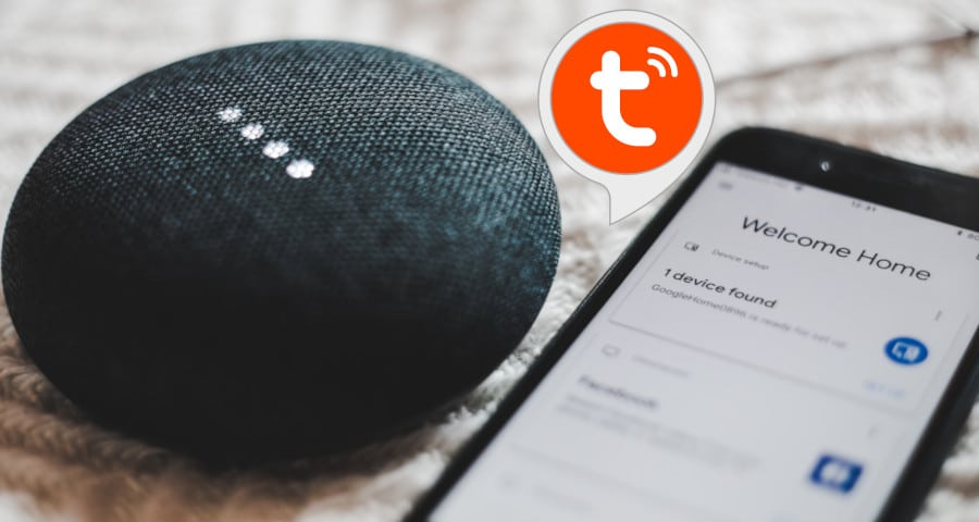 Tuya Home Assistant